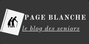 Pageblanche leblogdesseniors